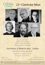 21st Century Man Concert